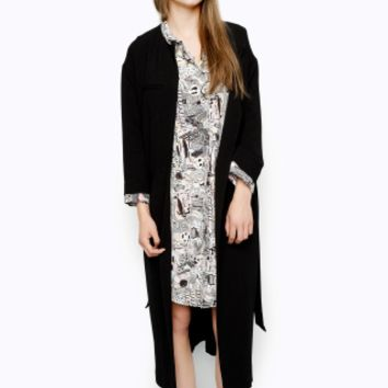 Audrey blazer | Walk on the wild side | Monki.com