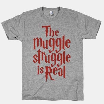 The Muggle Struggle Is Real