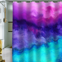 DENY Designs Home Accessories | Jacqueline Maldonado The Sound Shower Curtain