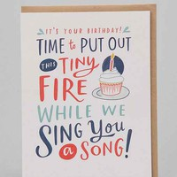 Emily McDowell Let's Celebrate Happy Birthday Card- Assorted One