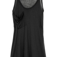 Kain|Modal and silk-blend tank|NET-A-PORTER.COM