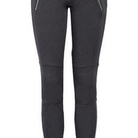 J Brand|Agnes low-rise cropped twill pants|NET-A-PORTER.COM