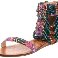 Report Women's Valdez Wedge Sandal