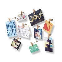9-Pc. Clip Art Photo Display