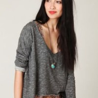 Hi-Low Tide Tee at Free People Clothing Boutique