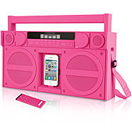iHome iP4 Boombox - buy at Firebox.com