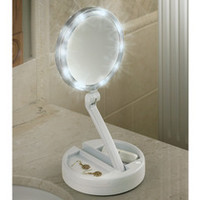 The Brighter Foldaway Vanity Mirror
