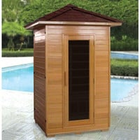 The Outdoor Infrared Sauna