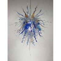 Artus Magnus Blown Glass Chandelier - custom - Chandeliers - Modenus Catalog