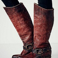 FREEBIRD by STEVEN Womens Ranges Tall Boot - Rust,