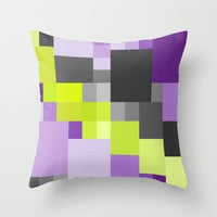 Composition5 Throw Pillow by eDrawings38 | Society6