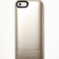 mophie Womens Juice Pack Charging Case - Gold, One