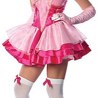 Disney Princess Sleeping Cutie Costume |Sexy Womens Halloween Costume