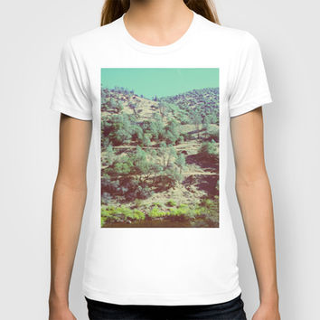 The Hills T-shirt by DuckyB (Brandi)
