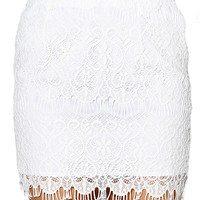 Papaya Clothing Online :: LACY SKIRTS
