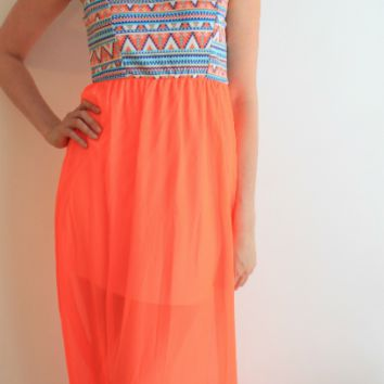 """Coachella"" Maxi Dress"
