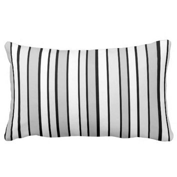 Black, Gray, and White Stripes