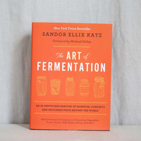 The Art of Fermentation Book – Alder & Co