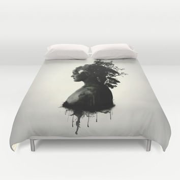 Mother Earth Duvet Cover by Nicklas Gustafsson