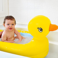 Inflatable Safety Duck Tub   zulily