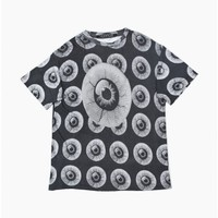 oversized eyeball tee