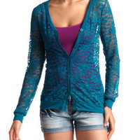 Lace Cardigan
