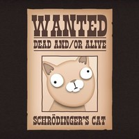 Schroedinger&#x27;s Cat: Wanted Dead And/Or Alive