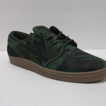 Permanent Vacation Skate & Surf Shop | Nike SB Janoski Lunar Camo $120 Call for details