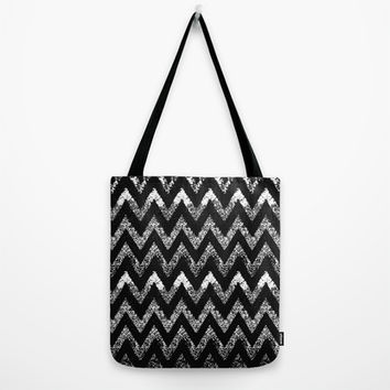 life in black and white Tote Bag by Marianna Tankelevich