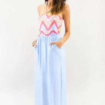 The Bali Maxi Dress