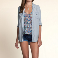 Surfers Knoll Denim Shirt