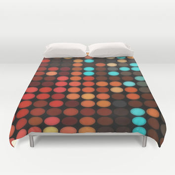 Disco Duvet Cover by DuckyB (Brandi)