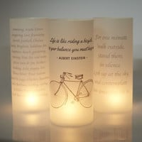 Personalised Luminaries