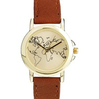 ASOS Map Detail Watch