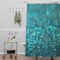 DENY Designs Lisa Argyropoulos Aquios Shower Curtain
