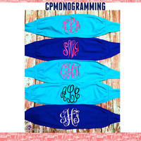 Limited Time Sale Bandeau Bathing Suit Monogrammed (Ties in the Back)