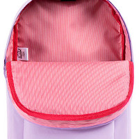 The Classis Backpack in Mauve