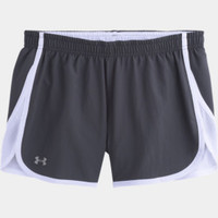 "Under Armour Women's UA Escape 3"" Running Shorts"