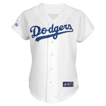 Los Angeles Dodgers MLB Womens Replica Jersey