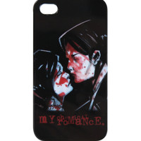 My Chemical Romance Three Cheers iPhone 4/4S Case