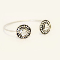 Socialite Crystal Bangle