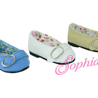 Buckle Loafer for 18 inch dolls