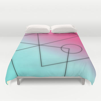 Same but Different Duvet Cover by DuckyB (Brandi)