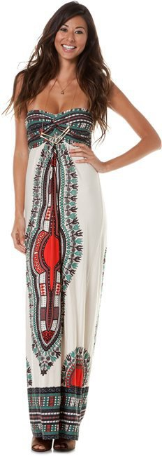 ANGIE KNIT MAXI TAPESTRY DRESS  Womens  Clothing  Dresses | Swell.com