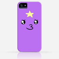 Adventure time Lumpy Space Princess LSP iPhone 4/4s iPhone 5/5s Case
