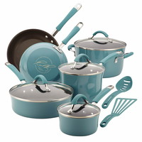 Rachael Ray Cucina 12-Piece Cookware Set