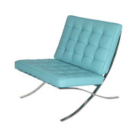 Catalan Chair in Baby Blue