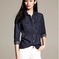 Go-To Denim Shirt