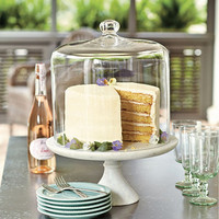 3-layer Cake Dome |