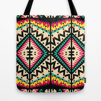 Tribal Tote Bag by Ornaart
